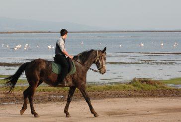 Percorsi a cavallo tra mare e montagna soggiornando al Lanthia Resort