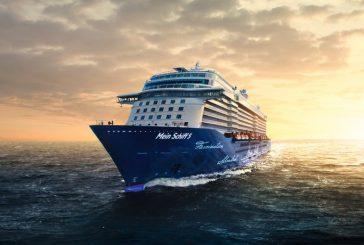 Tui Cruises ordina due maxi navi da crociera green a Fincantieri