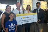 Festa a Catania per Vueling: raggiunti 2 milioni di passeggeri trasportati