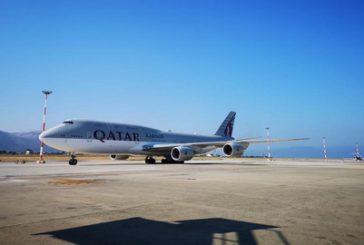 Il superlusso sbarca a Palermo, avvistati panfilo e Boeing dell'emiro del Qatar