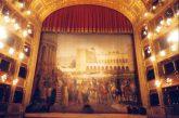 Volotea finanzia il restauro del sipario storico del Teatro Massimo