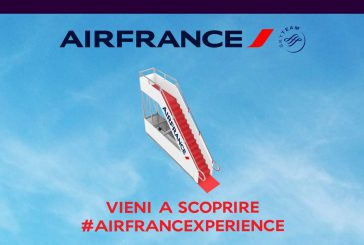 Air France porta a Catania un po' di Francia tra arte, moda, illusionisti e can-can