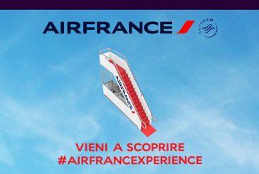 Air France porta a Catania un po' di Francia tra arte, moda, illusionisti e can-can