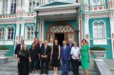 La Fijet premia la Regione di Sverdlovsk in Russia