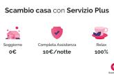 GuesttoGuest lancia 'Servizio Plus': scambi casa con garanzie premium all-inclusive