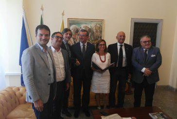 I 5 Parchi siciliani fanno rete con mappa interattiva dotata di Q-code e app