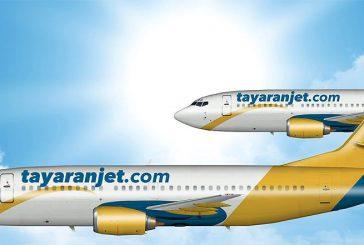 Il debutto di Tayaran Jet in Italia con il volo Malpensa-Catania