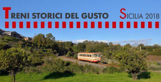 Calendario Treni Storici 2020.Da Siracusa All Alcantara Sui Treni Storici Del Gusto