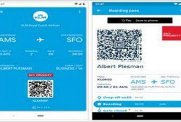 KLM rinnova l'app includendo il supporto Google Pay