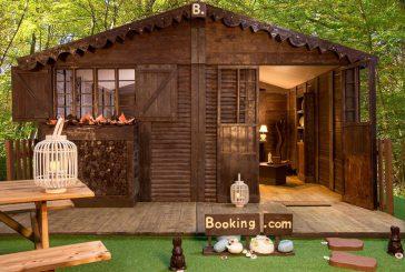 Dormire in un cottage fatto di cioccolato, offerta esclusiva e a tempo su Booking.com