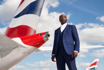 Ozwald Boateng disegnerà le nuove uniformi di British Airways