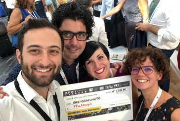 Innovazione e turismo enogastronomico: premiata la start up siciliana Ttattà Go