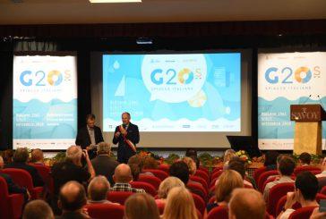 Taglio del nastro per il primo 'G20 delle Spiagge italiane'