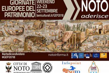 A Noto aperture straordinarie e visite guidate per le Giornate del Patrimonio