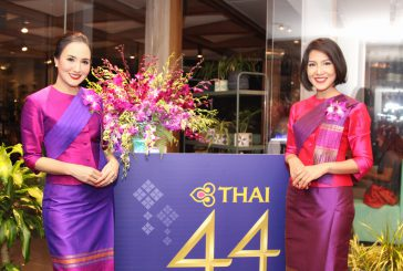 Festa a Roma per i 44 anni di Thai Airways in Italia