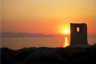 Capo Rama al tramonto: domani l'ultima passeggiata della stagione