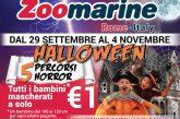 Zoomarine festeggia Halloween e Oktoberfest con 1 mese di eventi