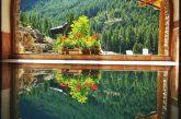 'Remise en forme' all'Eco Wellness Hotel Notre Maison