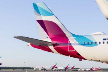 Nuova rotta da Genova a Dusseldorf sulle ali di Eurowings