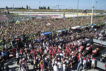 Record di presenze per il GP di San Marino e della Riviera di Rimini