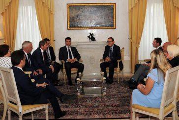 Ucraina nuova frontiera per il turismo siciliano: Musumeci incontra delegazione