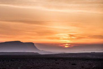 Israele fa il pieno di turisti italiani e per il 2019 punta sul deserto del Negev