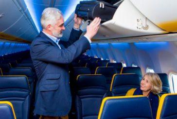 Bagagli a mano, Antitrust dà nove giorni di tempo a Ryanair
