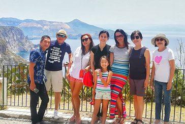 Vip cinesi in Sicilia come anonimi turisti per vivere l'essenza dell'Isola