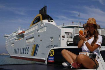 Le ragazze di Donnaventura scelgono Anek Lines per la tappa in Grecia