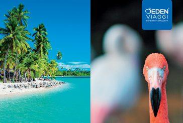 Arriva il nuovo catalogo Eden Viaggi Oceani 2018-2019