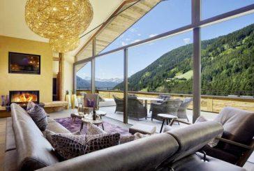 Green architecture in Val Casies negli Chalet Salena in Alto Adige