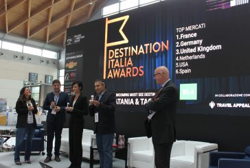 Destination Italia Awards 2018: Catania e Taormina vincono come destinazione must see