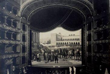 Teatro Massimo, Volotea sponsor dei lavori di restauro del sipario storico