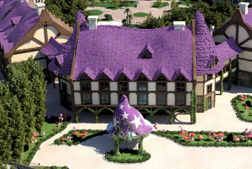 Un video 3D svela il Gardaland Magic Hotel trend e il trend 'Fun & Magic'