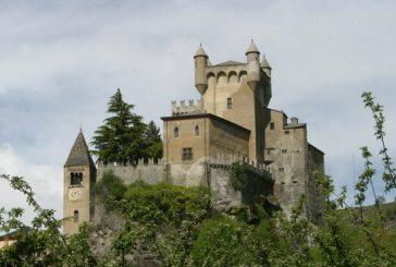 Bando di gara per restauro e allestimento museale del Castello di Saint-Pierre
