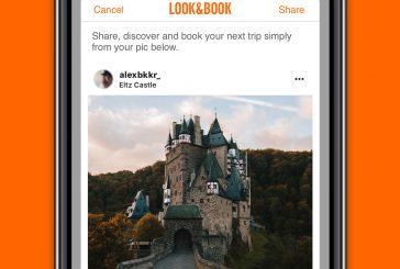 Con 'Look&Book' di easyJet basta una foto per prenotare un viaggio