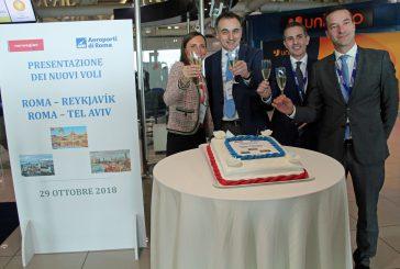 Norwegian inaugura i voli diretti da Roma per Tel Aviv e Reykjavík