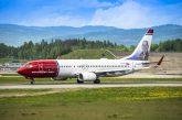 Norwegian potenzia i voli da e verso l'Italia