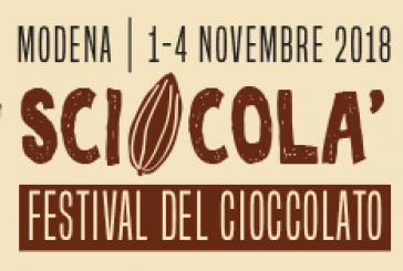 A Modena debutta 'Sciocolà', tra le chicche il 'Louvre' di cioccolato