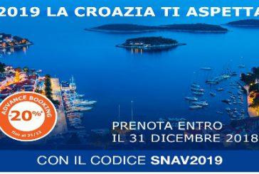 SNAV riapre le prenotazioni per la Croazia 2019