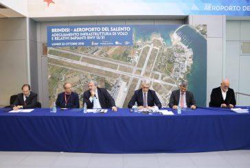 Aeroporto del Salento, al via interventi di riqualifica della pista 13/31