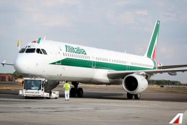 Avaria al motore, volo Alitalia rientra a Lamezia Terme