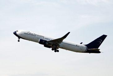 Blue Panorama inaugura il volo da Torino a Roma