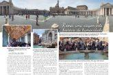 Focus sui Castelli Romani su una rivista di turismo brasiliana