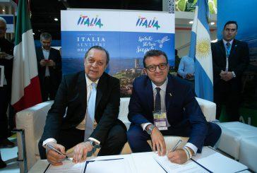 Centinaio firma accordo sul 'turismo delle radici' in Argentina