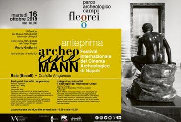 'ArcheocineMANN', al via il Festival dedicato a cinema ed archeologia
