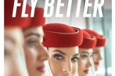 Emirates lancia il nuovo brand 'Fly Better'