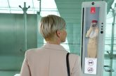 Emirates, primo percorso biometrico all'aeroporto di Dubai