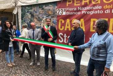 Pergola inaugura Fiera Nazionale del Tartufo ed entra in I Borghi più Belli d'Italia
