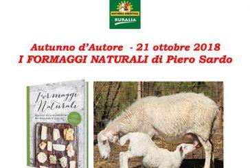 Ruralia rilancia 'Autunno d'Autore': prossimo appuntamento con i formaggi